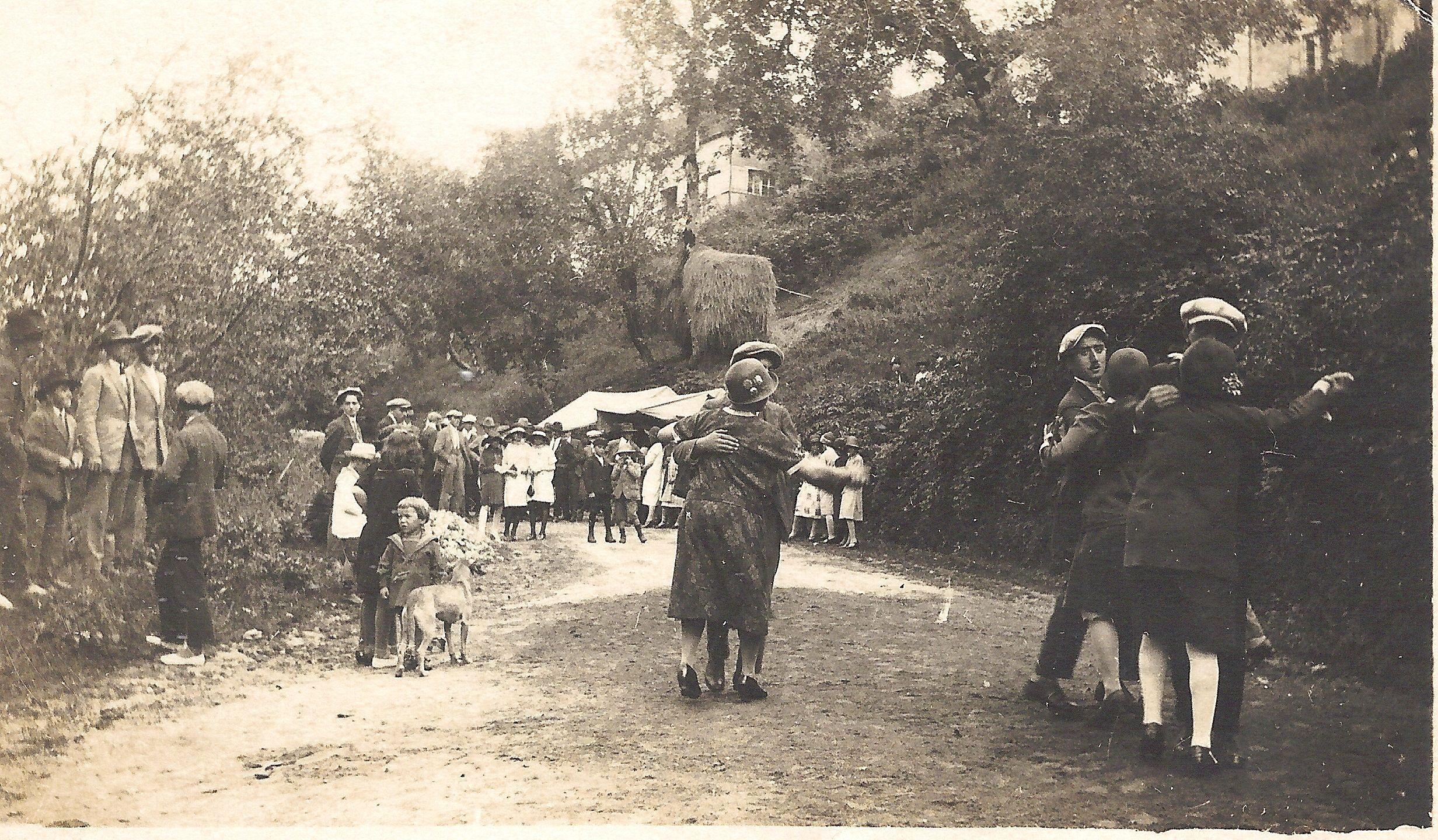 Montirat fête 1926